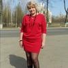 SvetЛана, 60, г.Мценск