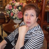 ЛЮБОВЬ, 57, г.Серпухов